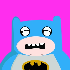 Finn The Batman