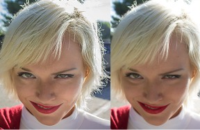 chels retouch side by side