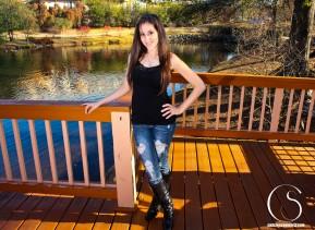 Girl of Dock