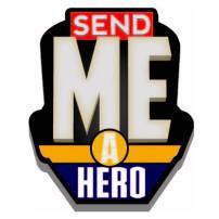 Send me a hero logo